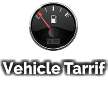 Vehicle Tarrif